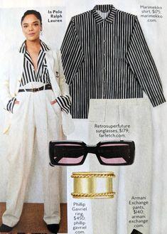 Tessa Thompson Tessa Thompson, Instyle Magazine