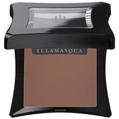 Zygomatic is a Naked Pink Brown Cream Blusher from Illamasqua
