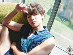 Kang Min Hyuk [CNBLUE 2gether Ver. B]