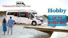 Visit Viscount Motorhomes to view the Hobby Optima De Luxe, Optima Premium and Vantana Van Conversion - now with up to OFF across the 2018 ranges T: 02380 405062 Web: http:/ Mobiles, Viscount, New Hobbies, Caravans, Southampton, Happy Campers, Camper Van, Motorhome, Recreational Vehicles