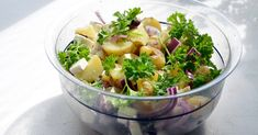 No offense to grandma, but her potato salad is a bit old-school. Shake up your spuds with three organic potato salad recipes. Warm Potato Salads, Fresh Potato, Salmon Recipes, Fish Recipes, Seafood Recipes, French Potato Salad, Feta Cheese Recipes, Healthiest Seafood, Queso Fresco