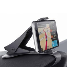 Buy Dashboard Car Holder Easy Clip Car Phone Holder Universal for iphone XS Max X 8 7 6 for Samsung Note 9 plus Dashboard Phone Holder, Iphone Car Holder, Dashboard Car, Cell Phone Car Mount, Cell Phone Stand, Phone Charger, Iphone 7, Iphone Mobile, Iphone Cases