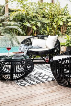 Cabo 3 Piece Lounge Set Online | Shop EziBuy Home
