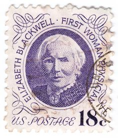 """In 1849, Dr. Elizabeth Blackwell became the first woman in the U.S. to receive a medical degree.  In part, it was her #prolife beliefs that spurred her to pursue a medical degree.  She found it to be """"an utter degradation of what might and should become a noble position for women"""" that an abortion doctor should exclusively be called a """"female physician.""""  Stand with Dr. Blackwell.  Stand for #life!  ACLJ.org"""