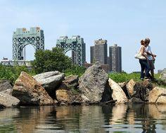 Randalls Island, Bronx Kill, New York City | Flickr - Photo Sharing!