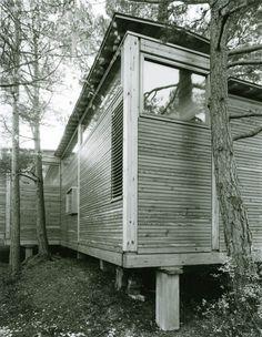 Summer House Nipe, Risør. 1995-97 Carl-Viggo Holmebakk Wood Siding, Home Appliances, Exterior, Summer, House, Outdoor, Inspiration, Character, Electrical Appliances