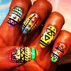 WAH Nails turn your nails into works of art!