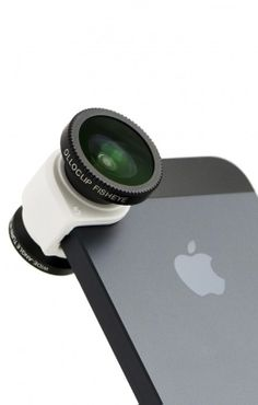 Elevate your Instagram shots with the Olloclip!