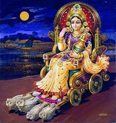 Shiva Parvati Images, Lakshmi Images, Lakshmi Photos, Lord Shiva Pics, Lord Shiva Family, Indian Goddess, Goddess Lakshmi, Hindu Rituals, Hindu Mantras