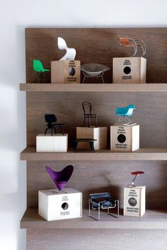 Reproductions miniatures et design