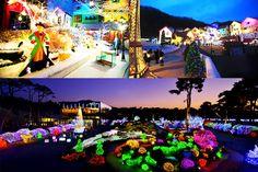 #ทัวร์เกาหลี พลาดไม่ได้!!! ไปเที่ยวเลย!!! เดือนพฤษศจิกายน เทศกาล Little Prince Lighting Festival เทศกาล Byeokchoji Botanical Garden Lighting Festival มหกรรมอาหารทะเลและปลานานาชาติแห่งพูซาน http://www.clickstour.com/