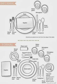 Chic Little House: Modern Thanksgiving Table Ideas