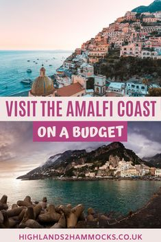 Planning a visit to the Amalfi Coast Italy? This destination can be known as being quite expensive so we have put together a budget guide to visiting the Italian Amalfi Coast on a budget. #amalficoast #amalficoastitaly #amalficoastaesthetic #amalficoastitalyaesthetic #amalficoastitalyphotography #italyphotography #italytravel