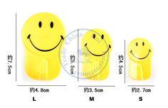 3 size 1-2KG option cartoon plastic super Adhesive hooks holder hanger sticker clothes Wall bathroom decor  CN post $8.00