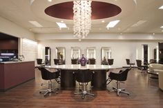 Congratulations to the 2012 NAHA finalists for Salon Design! Lets check out the pics!