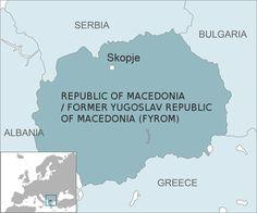 ΠΓΔΜ Και Εξελίξεις. Στοιχεία Και Πρόβλεψη