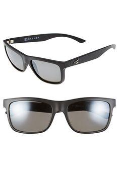 Women's Kaenon 'Clarke' 56mm Polarized Sunglasses - Black Label