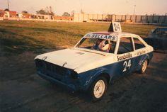 24 Ray Sellars. Hot Rods. Circa 1983