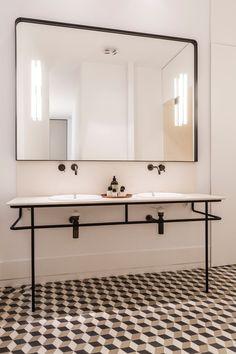 Bathroom design, Ventura Lab Project Washbasin