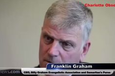 Preacher Franklin Graham Has THIS Message For Obama Trying To Mess With Christianity [WATCH NOW]