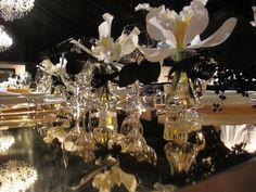 CARTIER HIGH JEWELRY DINNER / ERIC BUTERBAUGH FLOWER DESIGN