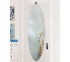 Over-the-Door Mirror | Pottery Barn