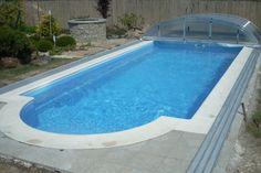 Zwembad - Swimming Pool - Zwemmen - Tuin - Klein - Small - Backyard - Garden <3 Fonteyn