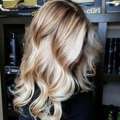Dream hair color!