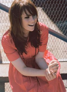 Kate Nash -- who still refuses to marry me. I suppose I'd have to ask, first...
