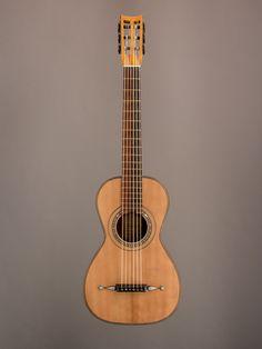 New Lehmann & Cole Louis Panormo -  Acoustic Guitar at Dream Guitars