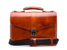Large Partners Brief Leather Duffle Bag, Leather Laptop Bag, Leather Holster, Leather Briefcase, Mens Luggage, Briefcase For Men, Garment Bags, Messenger Bag Men, Leather Men