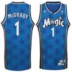 c392f4721 Orlando Magic Tracy McGrady Hardwood Classic Swingman Jersey Tracy Mcgrady