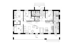 Walk In, House Plans, Floor Plans, Exterior, How To Plan, Architecture, Home, House, Arquitetura