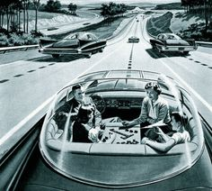 Past Predictions Of Future Travel