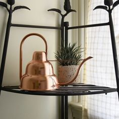 ACHLA Designs Deco Watering Can