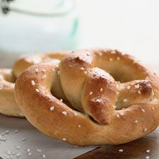 Homemade Pretzels recipe