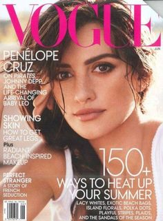 vogue cover and love her!!!!