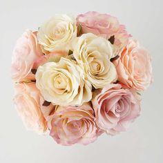Vintage Artificial Rose Bundle