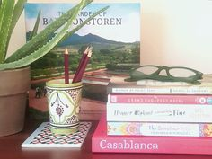 On the shelf {and the passage of time} Grand Budapest Hotel, Casablanca, Shelf, Films, Books, Movies, Shelving, Libros, Book
