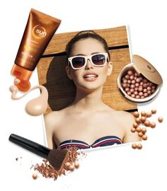 Summer's almost here! Don't worry, you can still be a bronzed beauty - without spending too many hours in the sun. With just the right amount of self-tanner, bronzing powder and pearls, your faux glow will make everyone wonder what sunny island you just returned home from!