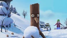 Stick family's Christmas morning - Stick Man: Preview - BBC One Christma...