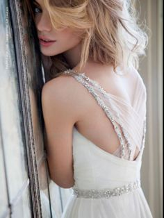 Gorgeous wedding dress. #Wedding #Beauty #Style Visit Beauty.com for all your beauty needs.