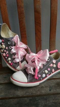 Customized Converse Sneakers