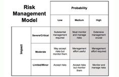 Emergency Management, Risk Management, Business Management, Risk Analytics, Risk Matrix, Program Evaluation, Business Analyst, Strategy Business, Project Management Professional