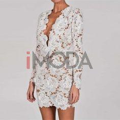 Dámske čipkované šaty-153833-20 Cover Up, Dresses, Fashion, Vestidos, Moda, Fasion, Dress, Gowns, Trendy Fashion