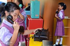 P2 #RoyalPrimaryAcademy Entry Point T2 2014-2015: Time Detectives #IPC #School #Kuningan Jakarta