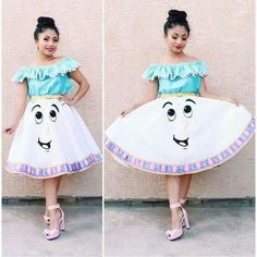 The Best Disney Halloween Costumes You Can Make Yourself - First for Women halloween outfits 12 DIY Disney Costumes Fit for Your Own Personal Fairy Tale Adult Disney Costumes, Disney Halloween Costumes, Theme Halloween, Cute Costumes, Costume Ideas, Costume Women Diy, Adult Disney Party, Diy Womens Halloween Costumes, Disneyland Costumes