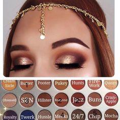 eye makeup using jaclyn hill * eye makeup using jaclyn hill ; eye makeup using jaclyn hill palette Makeup Set, Glam Makeup, Love Makeup, Skin Makeup, Makeup Tips, Makeup Tutorials, Makeup Brush, Makeup Ideas, Make Up Palette