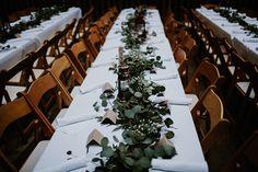 Vintage forest wedding as seen on @offbeatbride