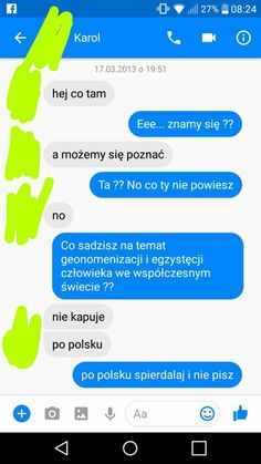 Do Patryka to Funny Sms, 9gag Funny, Funny Text Messages, Funny Friday Memes, Friday Humor, Monday Memes, Funny Animal Quotes, Funny Quotes, Hilarious Animals
